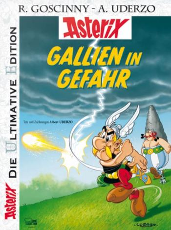 Asterix: Gallien in Gefahr