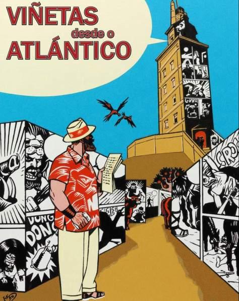 Comicfestival in A Coruña 2016