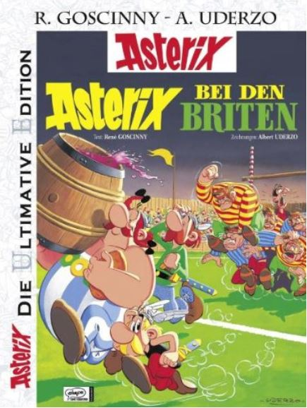 Asterix bei den Briten - Ultimative Edition