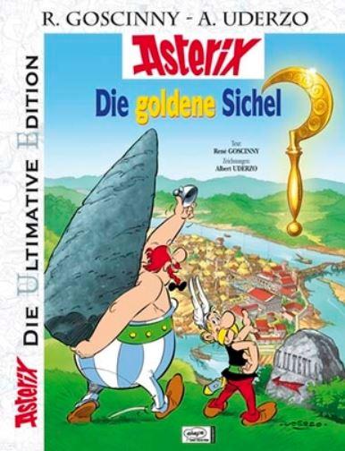 Asterix: Die goldene Sichel - Ultimative Edition