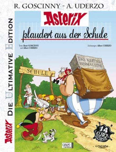Asterix plaudert aus der Schule - Ultimative Edition