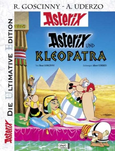 asterix und kleopatra ultimative edition highlightzone. Black Bedroom Furniture Sets. Home Design Ideas
