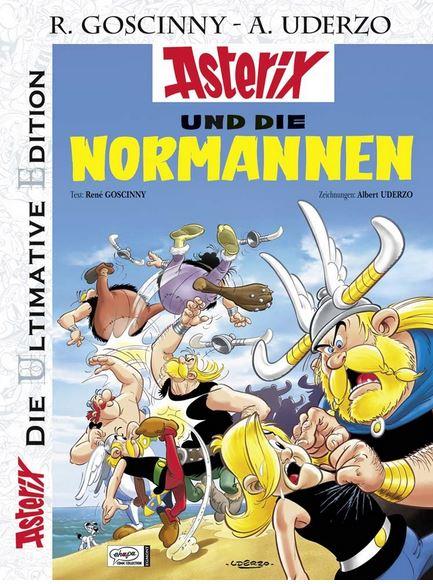 Asterix und die Normannen