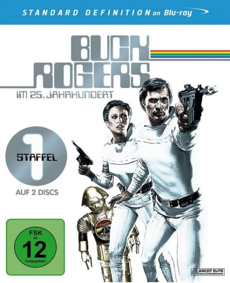 Buck Rogers Blu-ray