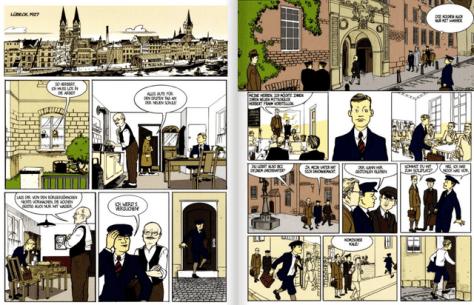 Willy Brandt: Sein Leben als Comic