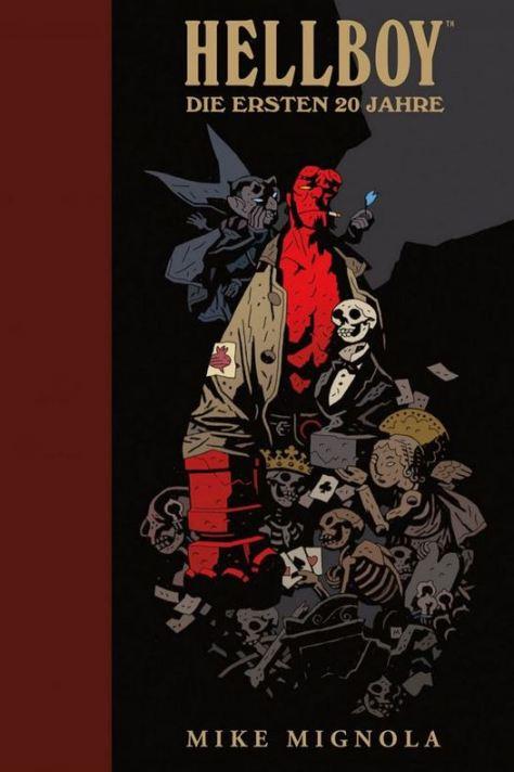 Hellboy - Die ersten 20 Jahre