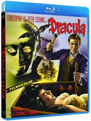 Dracula mit Christopher Lee