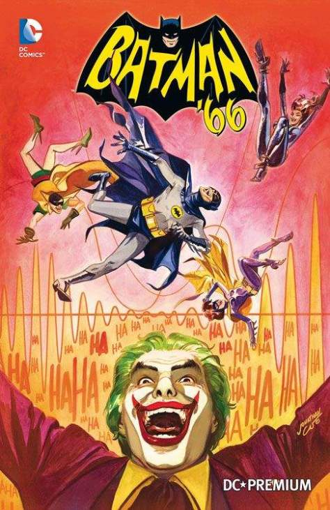 DC PREMIUM 89 BATMAN 66 Band 2 HARDCOVER auf 333 lim