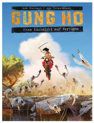 Gung Ho 2: Ohne Rücksicht auf Verluste