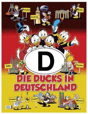 Die Ducks in Deutschland