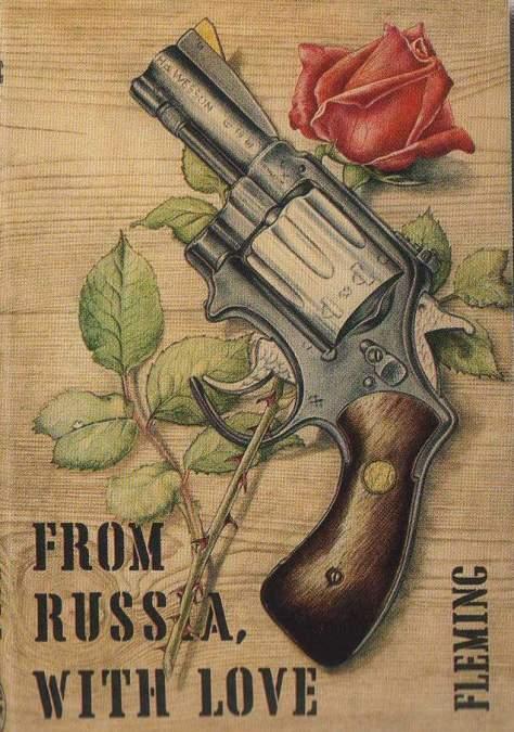 Liebesgrüsse aus Moskau