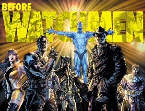 Before Watchmen