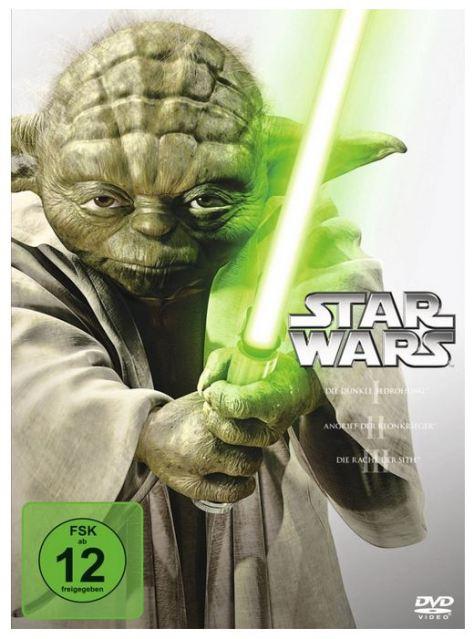 Star Wars - Trilogie: Der Anfang, Episode I-III [3 DVDs