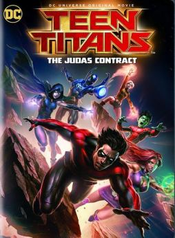 Teen Titans: The Judas Conflict