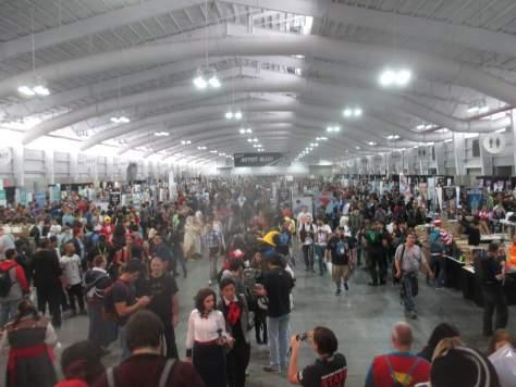 New York und der Comic Con