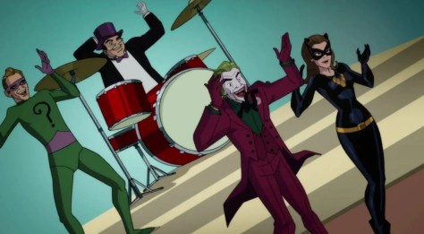 BATMAN – RETURN OF THE CAPED CRUSADERS