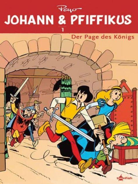 Johann und Pfiffikus Bd. 1: Der Page des Königs