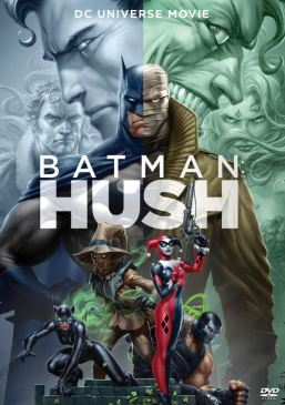 35. Batman: Hush (2019)