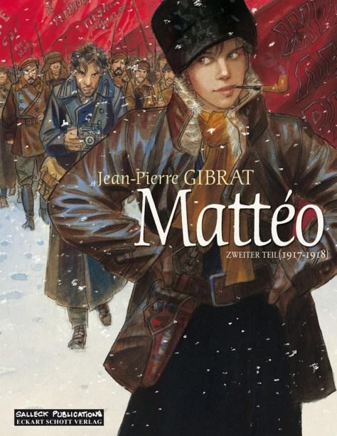 Gibrat: MATTÉO # 2 - AUGUST 1917 - 1918