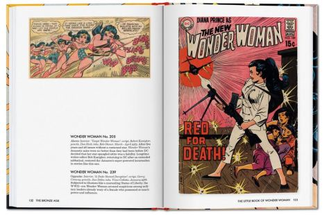 The Little Books of Batman, Superman & Wonder Woman