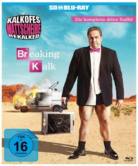 Kalkofes Mattscheibe - Rekalked! - Die Komplette Staffel 3