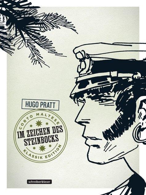 Hugo Pratt: Corto Maltese # 2 - Im Zeichen des Steinbocks