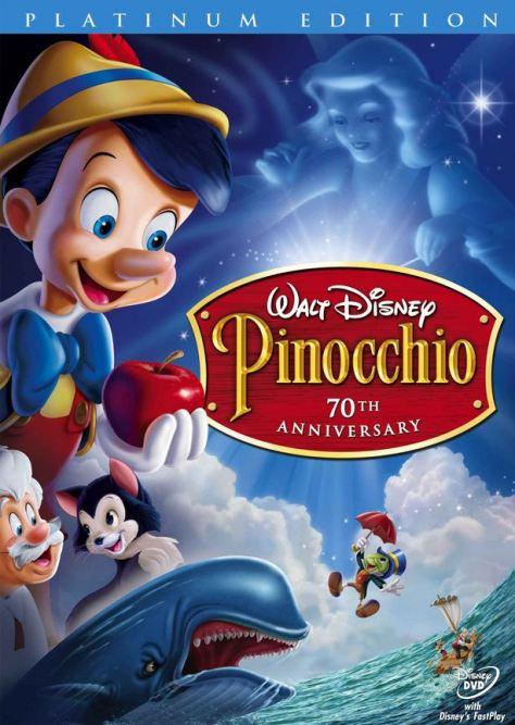 Walt Disney: Pinocchio