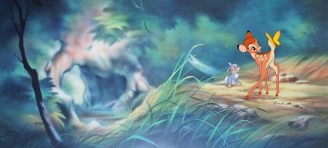 Walt Disney: Bambi