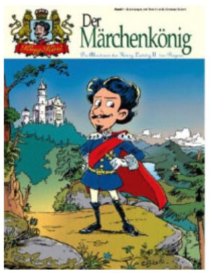 King Kini - Der Märchenkönig - Die Abenteuer des König Ludwig II von Bayern