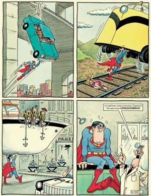 MADs Meisterwerke: Superhelden