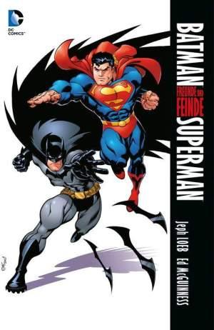 BATMAN SUPERMAN FREUNDE UND FEINDE SOFTCOVER