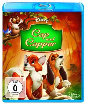Walt Disney: Cap und Capper