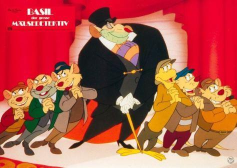Walt Disney: Basil - Der große Mäusedetektiv