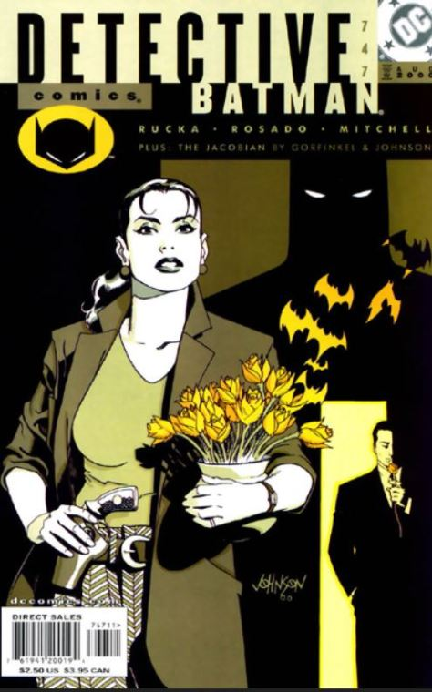 Gotham Central # 2: Doppeltes Spiel
