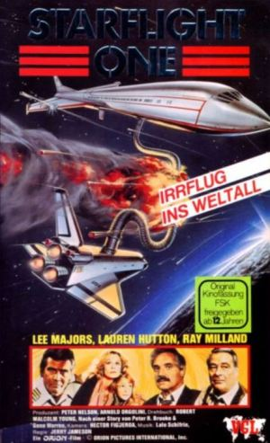 Starflight One - Irrflug ins All