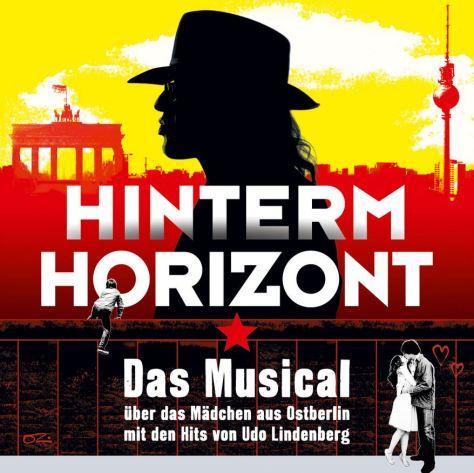 Udo Lindenberg: Hinterm Horizont- Das Musical über das Mädchen aus Ostberlin