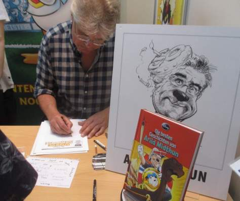 Comic Con Germany 2016 in Stuttgart