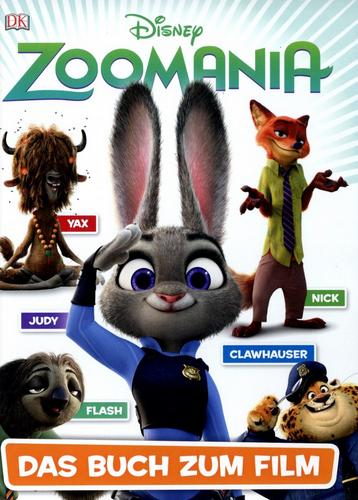 Walt Disney: Zoomania - Das Buch zum Film