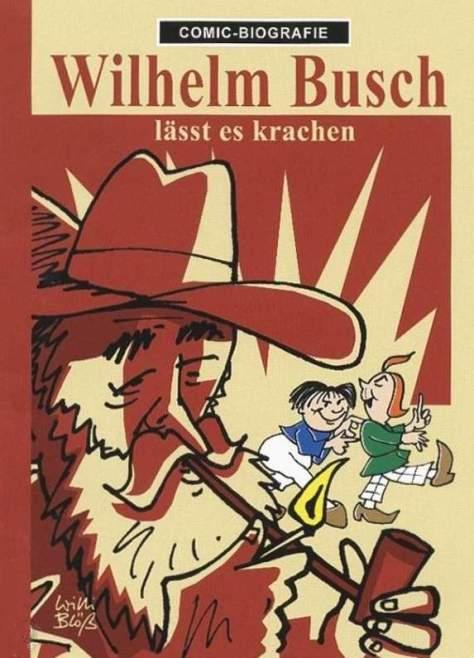 Willi Blöß: Wilhelm-Busch-Künstlerbiografie