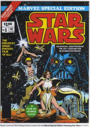 Star Wars Comic-Kollektion