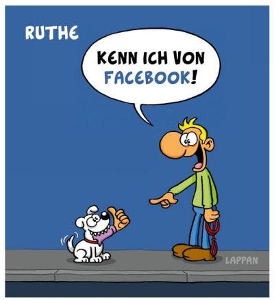 Ralph Ruthe: Kenne ich von Facebook!