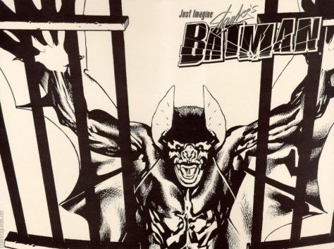 Batman - Just Imagine - Stan Lee Creating the DC Universe