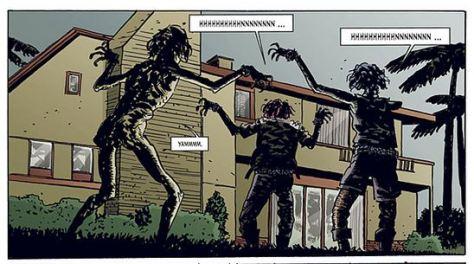 Als die Zombies die Welt auffraßen