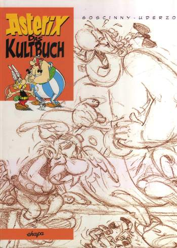 Asterix - Das Kultbuch
