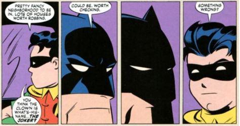 Batman: Im Angesicht des Feindes