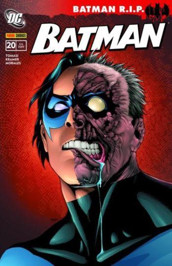 Batman R.I.P. - Nightwing