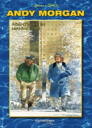 Andy Morgan 4: Abenteuer in Manhattan