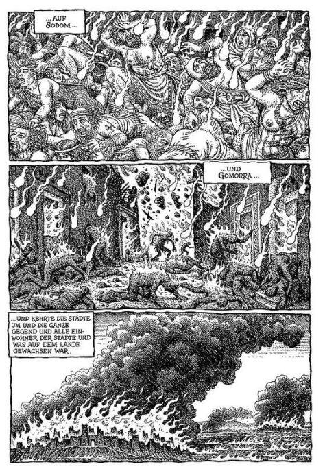 Robert Crumb: Genesis