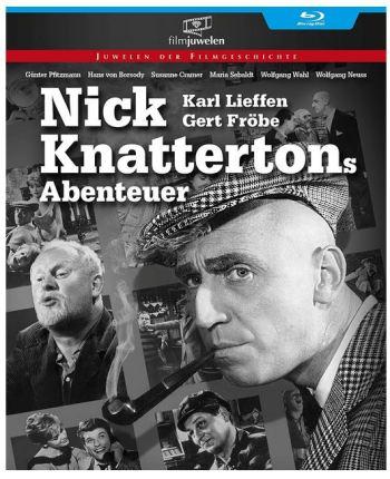 Nick Knattertons Abenteuer – Der Raub der Gloria Nylon