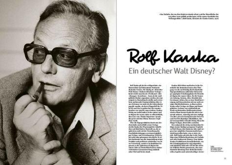 Fix & Foxi – Rolf Kaukas großer Welterfolg